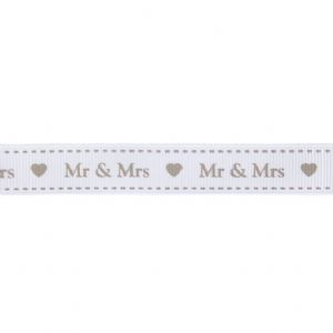 Mr and Mrs Ribbon